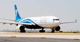 Oman Air Airbus A330-200