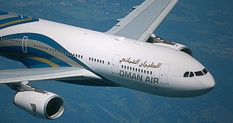 Oman Air Airbus A330-300