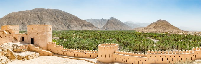 Oman Air History and Nature Trail